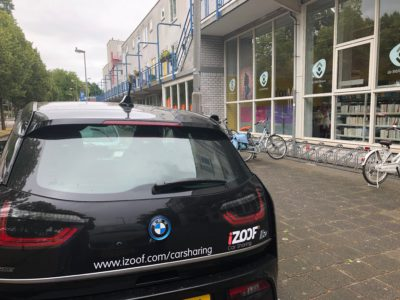Elektrisch autodelen Haarlem